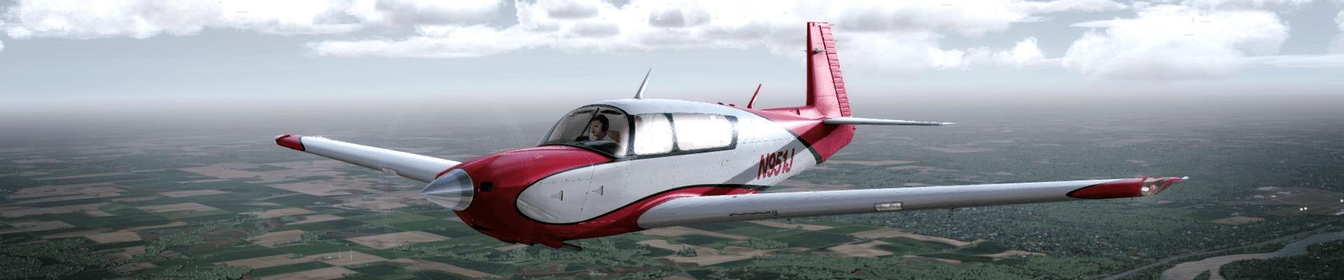 Mooney Airplane